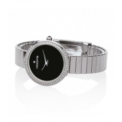 Orologio Hoops New Luxury Silver and Gold Argento 30mm da Donna