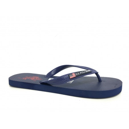 INFRADITO US POLO DARK BLUE MOD BARCLAY IN GOMMA US16UP34