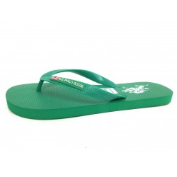 INFRADITO US POLO VERDE GREEN MOD BARCLAY IN GOMMA US16UP32