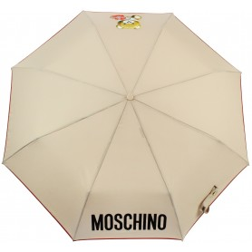 Ombrello  Moschino  retraibile open / close Gift Bear Beige scuro O20MO21