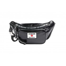 Borsa donna Love Moschino marsupio black BS21MO46 JC4034