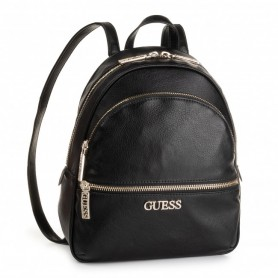 Borsa Guess zaino Manhattan backpack ecopelle nero BS21GU74 VS699432