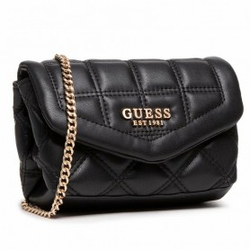Borsa Guess marsupio/ tracolla Kamina convertible Xbody belt bag nero BS21GU112 VS811181