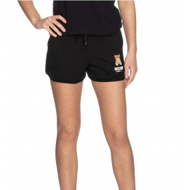 Shorts donna Moschino Underwear home pants nero ES21MO16 A4310 9020