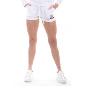Shorts donna Moschino Underwear home pants bianco ES21MO10 A4310