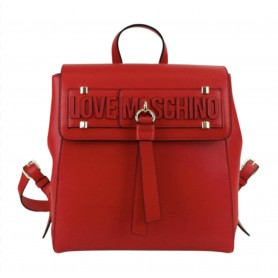 Borsa donna Love Moschino zaino in ecopelle rosso BS21MO105 JC4273