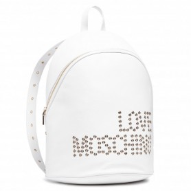 Borsa donna Love Moschino zaino in ecopelle bianco BS21MO108 JC4226