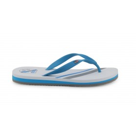 U.S. Polo infradito Triker in gomma white/ sky blue US21UP73 MELL4197S8/G2