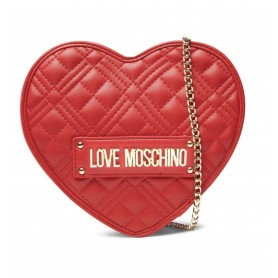 Borsa donna Love Moschino spalla/ tracolla in ecopelle quilted rosso B22MO56 JC4132
